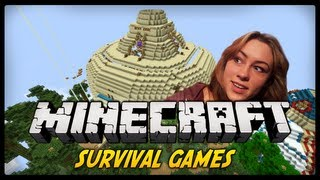 Minecraft Survival Games HAKER TO KLAUDIA! :O