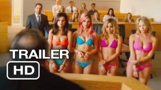 Spring Breakers Official Trailer #1 (2013) James Franco