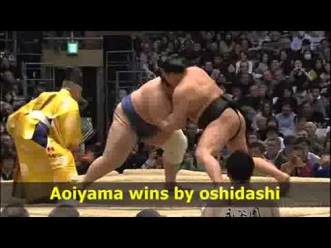 Sumo - Haru Basho 2014 Day 7 -March 15th -大相撲春場所 7日 2014