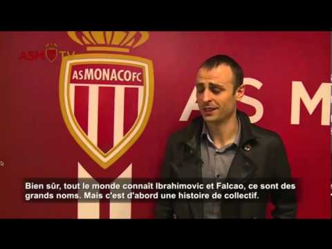 Berbatov Officially to AS Monaco FC- (Dimitar Berbatov s'engage avec l'AS Monaco FC )