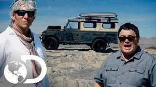 El indestructible Land Rover serie 2 | Joyas sobre ruedas | Discovery Latinoamérica