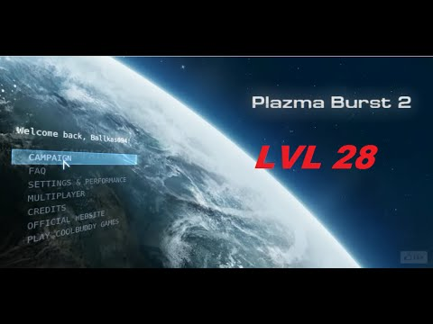 Plazma Burst 2 level 28 - YouTube