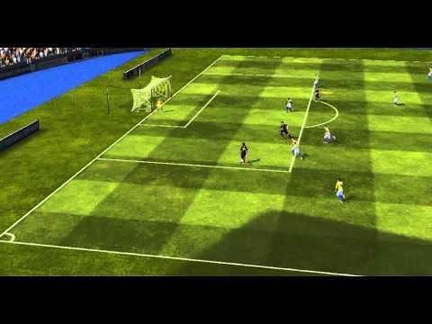 FIFA 14 Android - FC Barcelona VS AFC Wimbledon