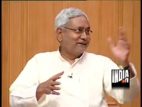 Aap Ki Adalat - Nitish Kumar, Part 4