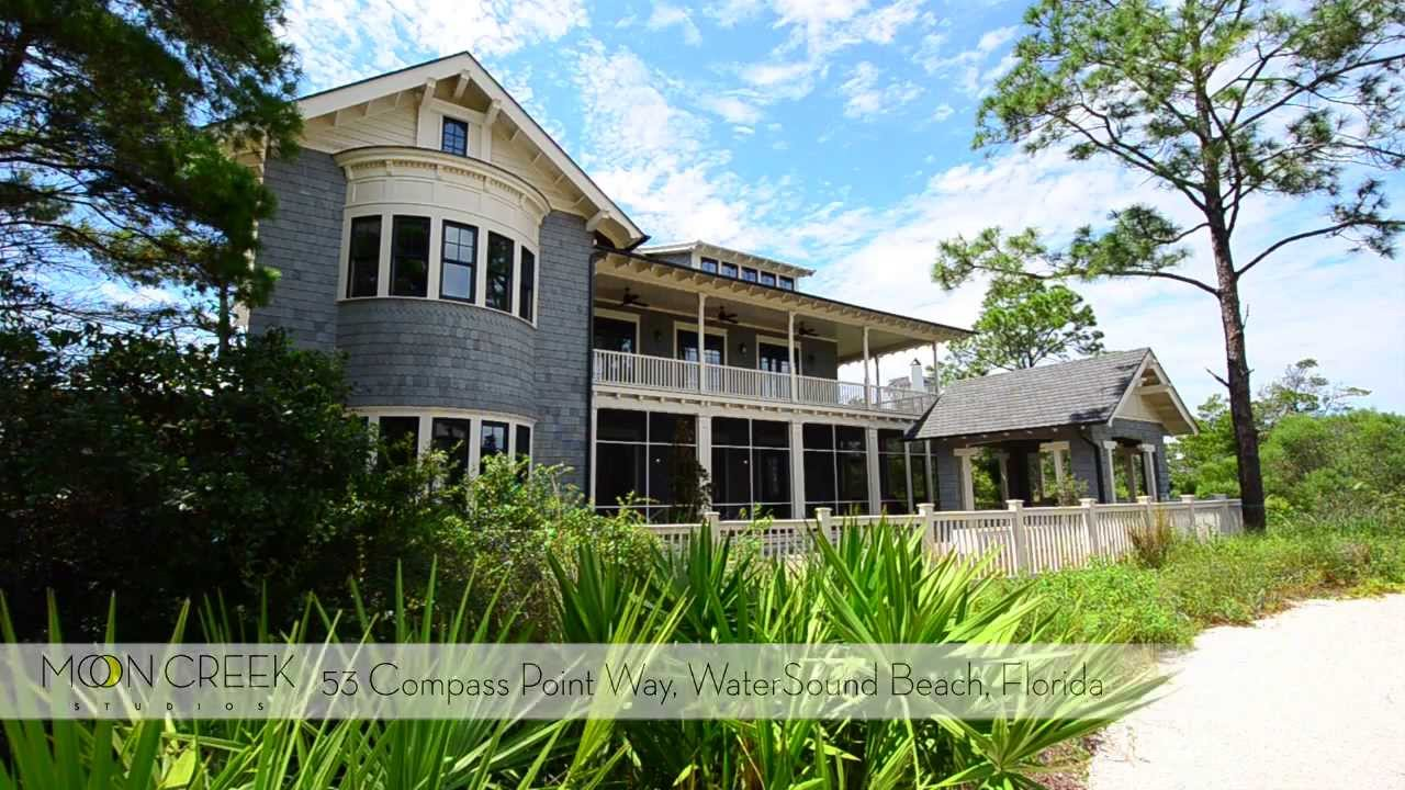 watersound beach florida 5br gulf view home for sale 53