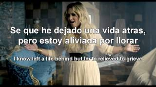 Demi Lovato Let It Go (Letra/Lyrics Español/Ingles