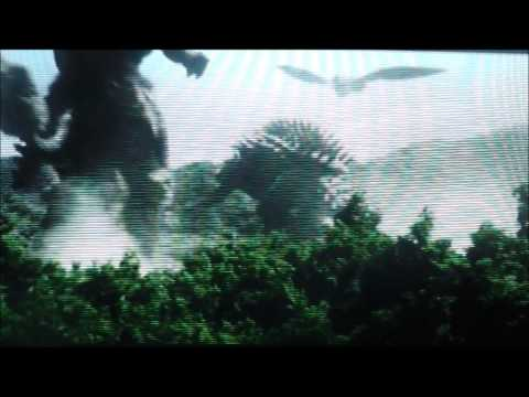Godzilla Vs Anguirus Rodan And King Caesar Rodan and King Caesar