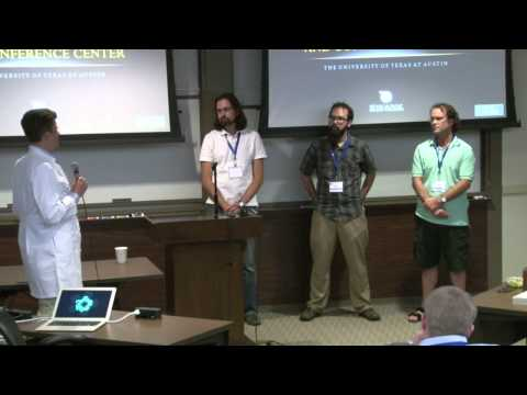Image from GIS Panel Discussion; SciPy 2013 Presentation
