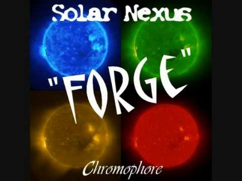 Solar Nexus - Forge by Alex Russon