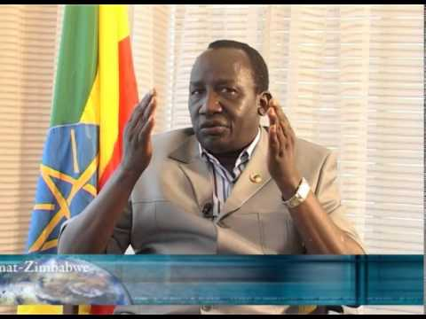 H.E Dr Kuang Dung- Zimbabwe-Ethiopia relations on the Diplomatic Encounter
