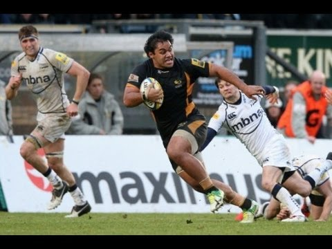 London Wasps 25 - 18 Sale Sharks - Round 11 Highlights | Aviva Premiership Rugby