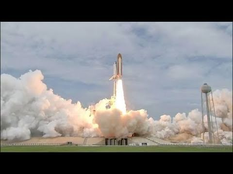 STS-135 Space Shuttle Launch -DnM6Nfcz7hc