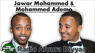 Radio Afuura Biyyaa: Interview with Obbo Jawar Mohammed and Obbo Mohammed Ademo