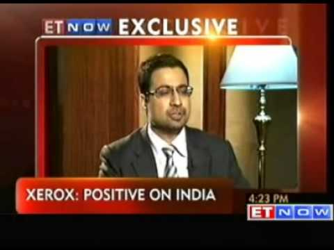 Regulatory Environment Needs To Improve In India : Xerox