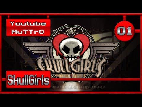 #01 - Skullgirls - Filia