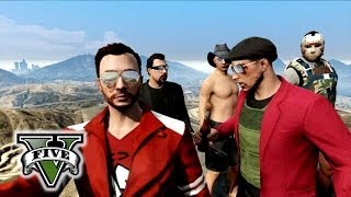 GTA 5 THE CREW (Subs) Live Stream GTA Cheats, Money
