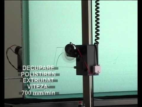 Cutmax R5 -  Maszyna do cięcia XPS i  EPS
