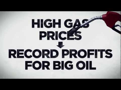 Big Oil Spending Millions Falsely Attacking President Obama - Get the facts: BarackObama.com/BigOil