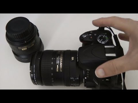 Nikon D5100 DSLR Full Review