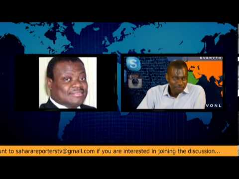 SaharaTV Panel On The Nigerian Presidential Media Chat