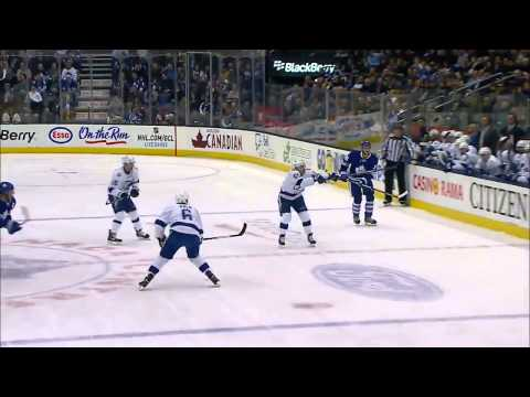 Tampa Bay Lightning vs Toronto Maple Leafs 28.01.2014