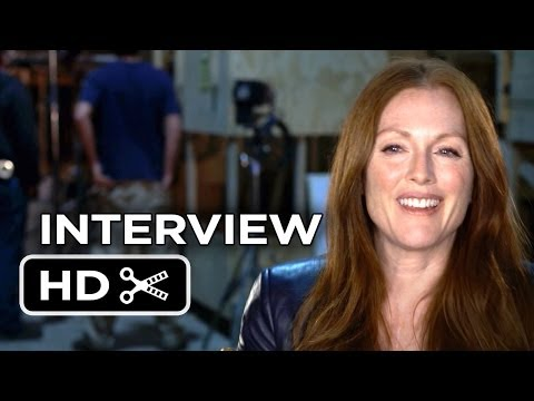 Non-Stop Interview - Julianne Moore (2014) - Thriller HD