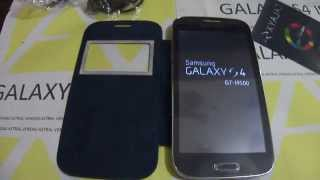 "Celular Galaxy S4 I9500 5.0"" Mp60 2 Chips Wi Fi Camera Tv"