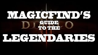 How To Find Legendaries Like A Pro. How Magic Find Works