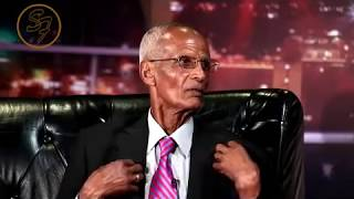 Capitan Guta Dinaka (The Man who saved Mandela in Addis Abeba) At Seifu Fanthahun Late Night Show