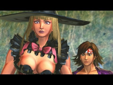 Street Fighter X Tekken All Tekken Rival Cutscenes (3rd Costume) [1080p] TRUE-HD QUALITY