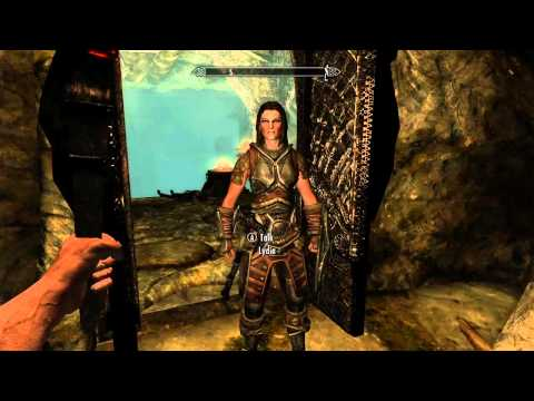 Kinect Skyrim Official Trailer XBOX 360 DLC only The Elder Scrolls V
