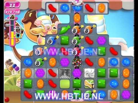 Candy Crush Saga level 539
