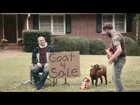 2013 SuperBowl XLVII Doritos Goat 4 Sale Commercial