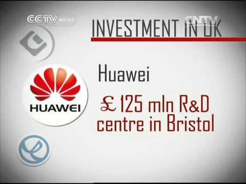 China to deepen investments in Britain