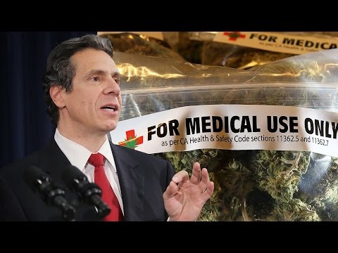 New York to Legalize Medicial Marijuana