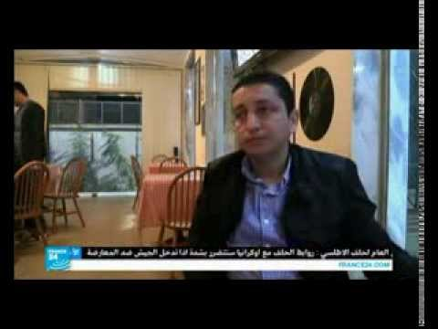 Libyans voting-FRANCE24