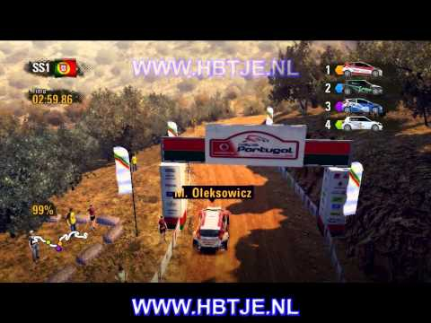 WRC Powerslide career part 7 (easy)