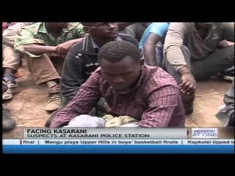 Police arrest 65 Ethiopians in Kenya