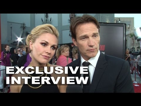 True Blood Season 7: Anna Paquin & Stephen Moyer Exclusive Premiere Interview