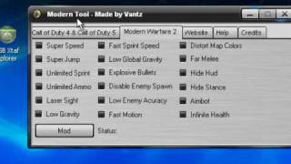 How To Mod Mw2 With A USB Flash Drive