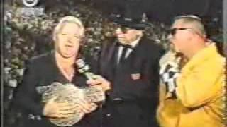 Bobby Heenan Brings The NWA Title To WWF TV (Wrestling