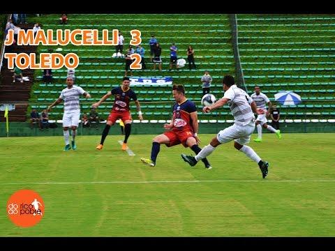 J. MALUCELLI 3 x 2 TOLEDO