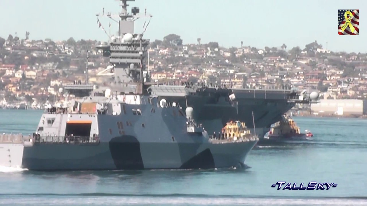 Us navy uss freedom lcs 1 maiden deployment march 1 2013 fair winds and following seas - Uss freedom lcs 1 photos ...