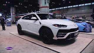 2019 Lamborghini Urus First Look – Cars.com