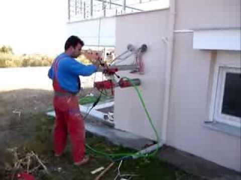 Μετατροπή απλού - χτιστού - παραδοσιακού τζακιού σε ενεργειακό