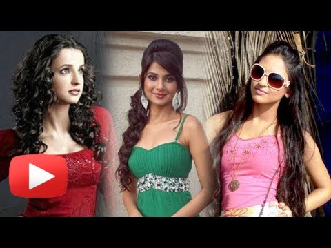 Sanaya Irani, Jennifer Winget, Krystle D'souza, Nia Sharma - Top 30 World's Sexiest Asian Women 2013