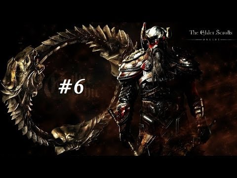 The Elder Scrolls Online (Part 6) The Aldmeri Dominion - Dark Elf Sorcerer