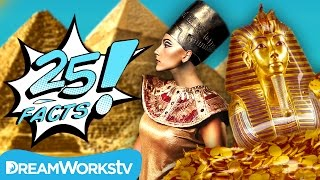 25 Facts About ANCIENT EGYPT | 25 FACTS