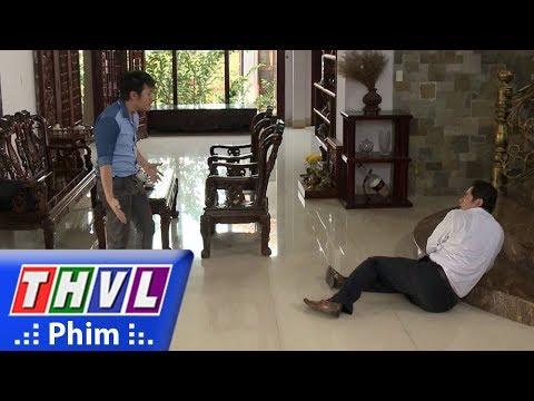 THVL | Cuộc chiến nhân tâm - Tập 35[1]: Sáu Tiến bắt con trai đi cai nghiện nhưng bị Long xô té