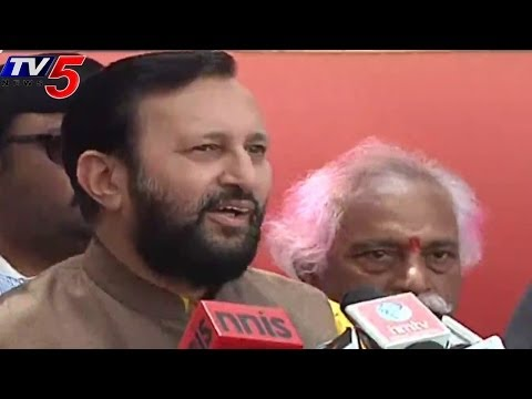 Negotiations Are Underway With TDP over Alliance - Prakash Javadekar